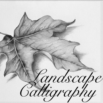 Landscape Calligraphy